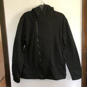 Men's side zip hoodie